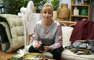 Lisa McGrillis: 'Mum gives you your money's worth from your TV licence!'