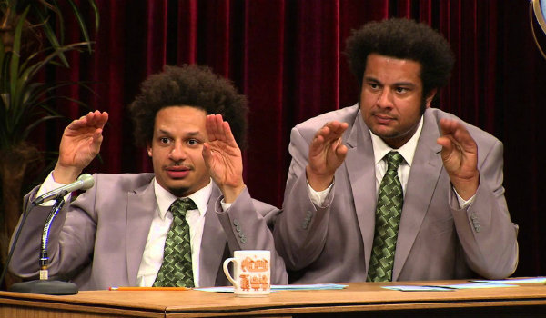 The Eric Andre