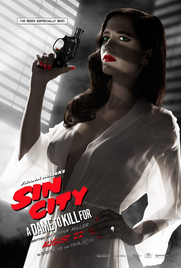 Sin City 2 Banned Poster