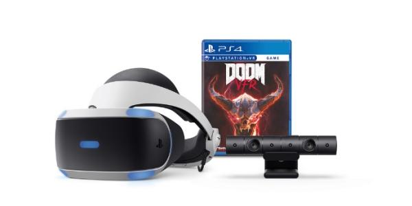 Doom VFR PSVR Bundle