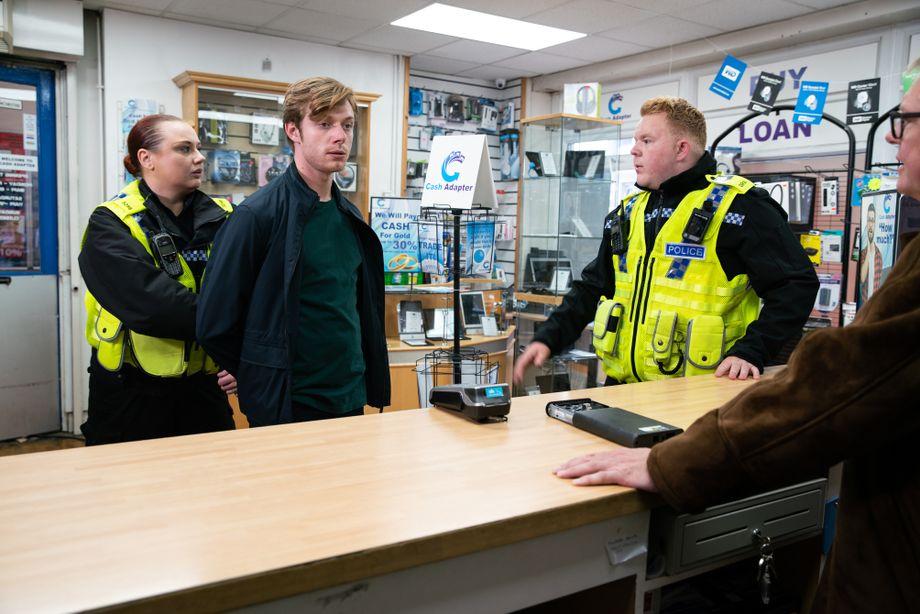 Coronation Street spoilers: Daniel Osbourne is arrested!