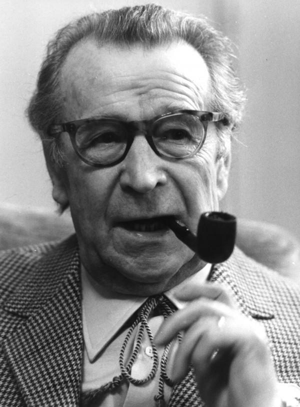 Maigret creator Georges Simenon (AP)