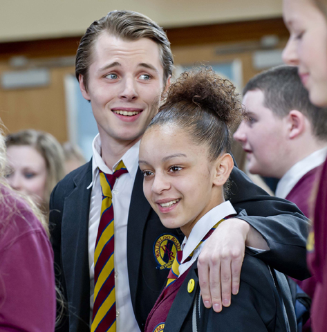 Will new pupils Jade and Drew settle in?