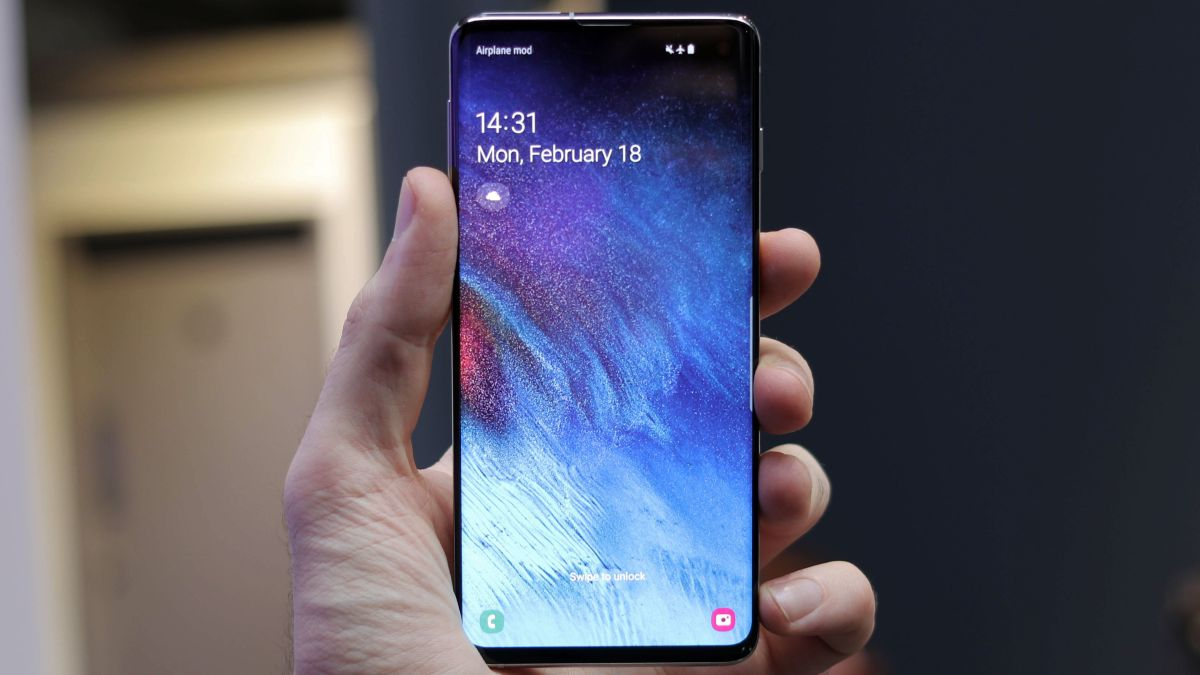 Hands on: Samsung Galaxy S10 review