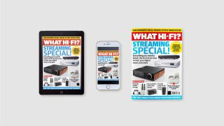 What Hi-Fi? September 2021 issue