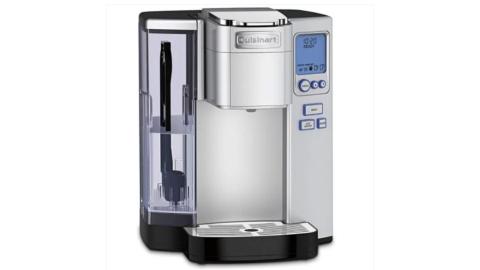 A Cuisinart SS-10 coffee maker