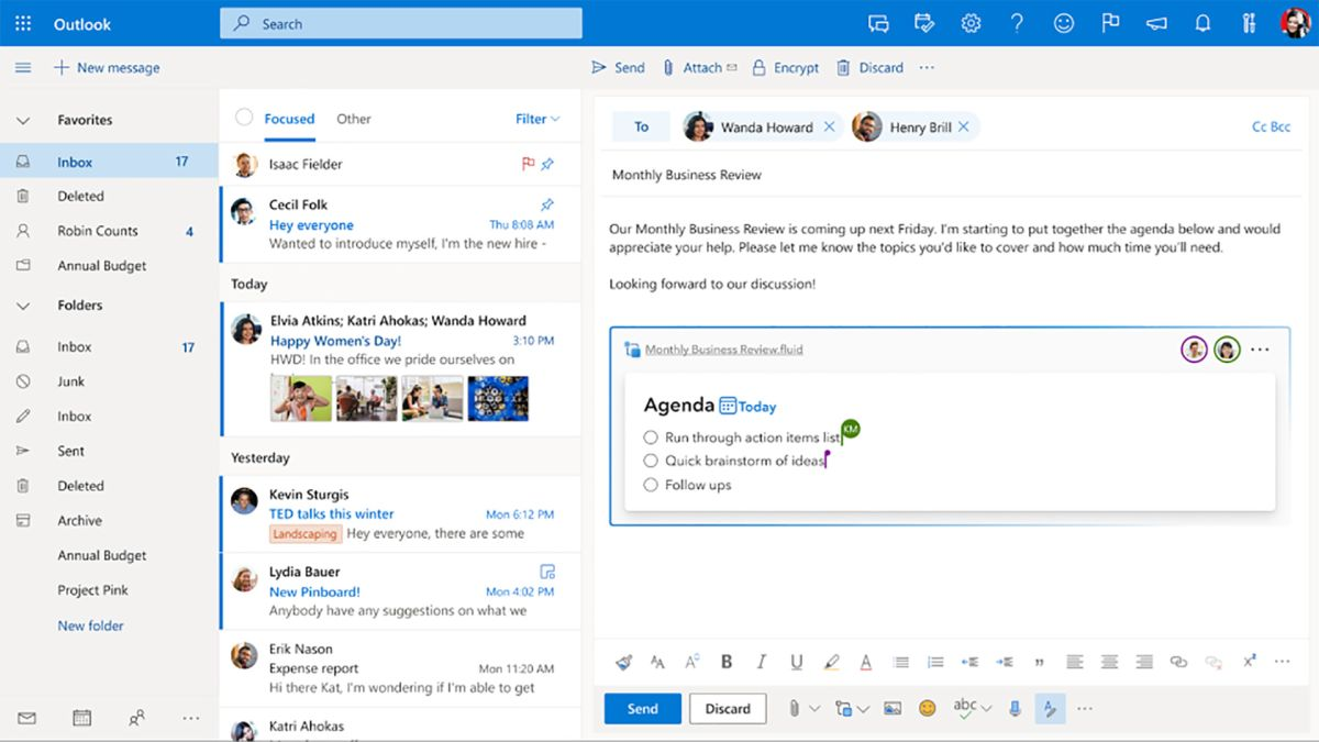 Microsoft's Fluid Framework looks amazing — look out Google Docs