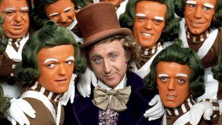 Gene Wilder in Willy Wonka & the Chocolate Factory.