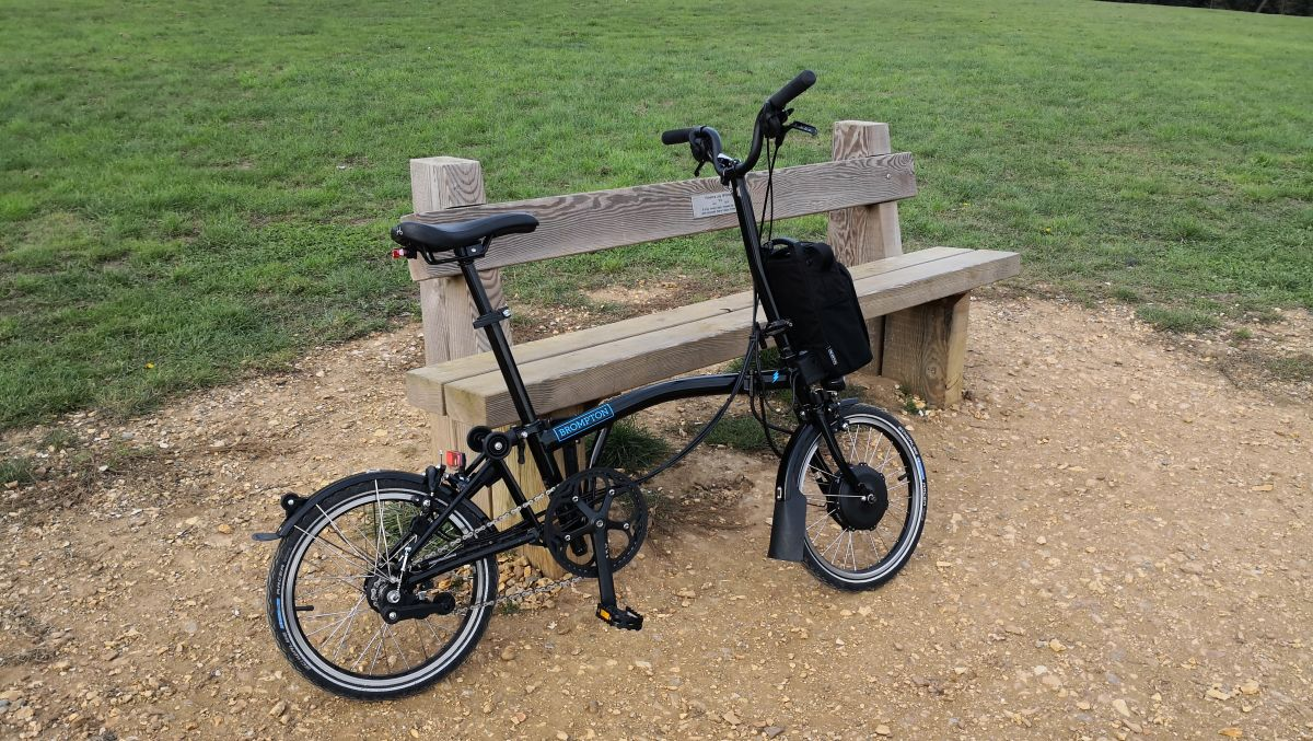 Brompton M6L Electric review