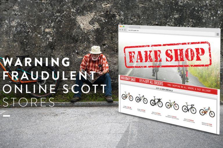 Scott fake stores