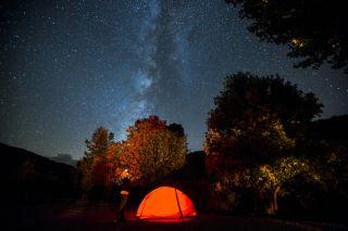 Rio Grande, New Mexico, dark sky week