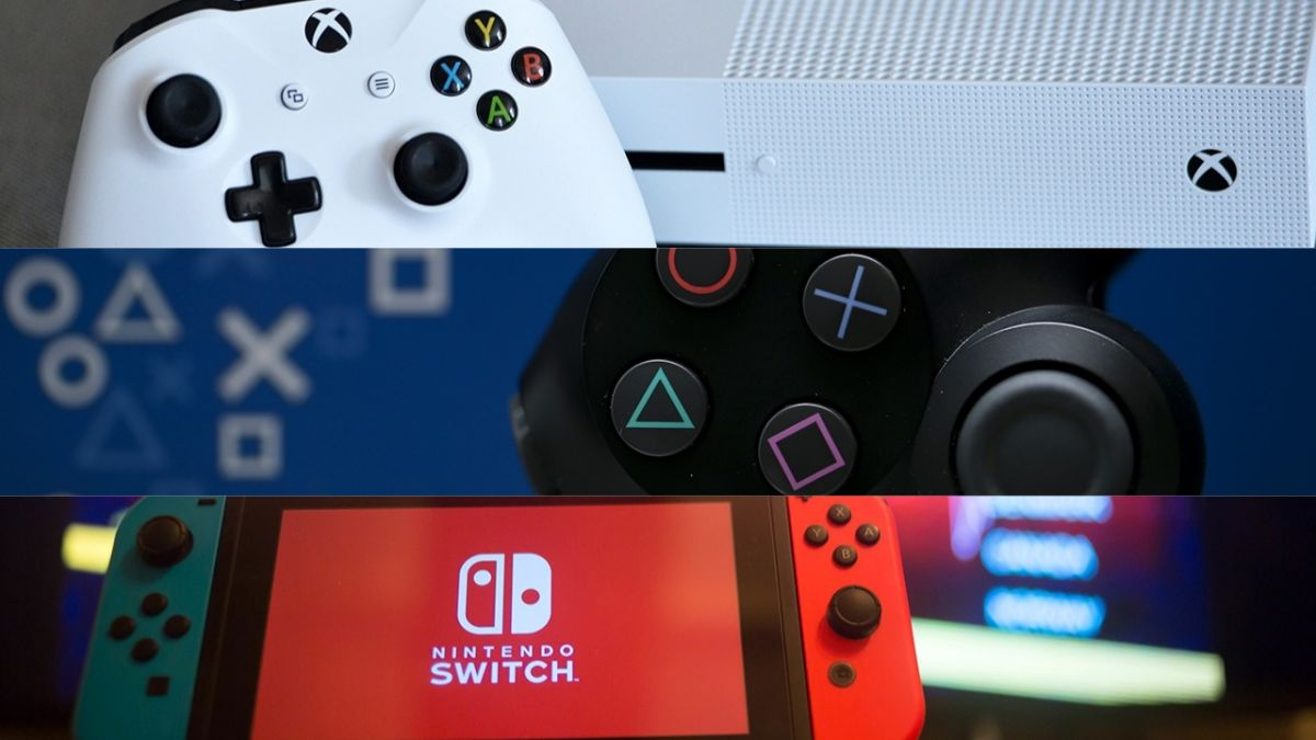 Get in the game this Christmas with these PS4, Xbox One and Nintendo Switch deals