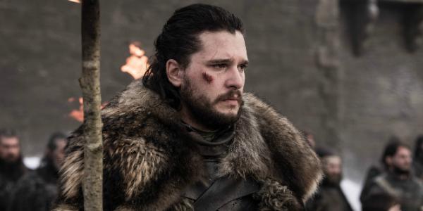 Game of Thrones Jon Snow Kit Harington HBO