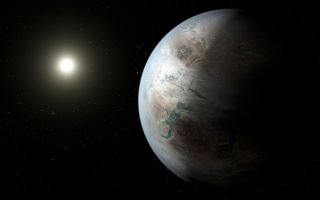 Possible Appearance of Kepler-452b Exoplanet 1920