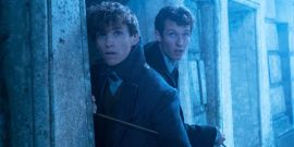 Fantastic Beasts 3 Just Teased Awesome Newt Scamander And Gellert Grindelwald Battle, And I'm All In