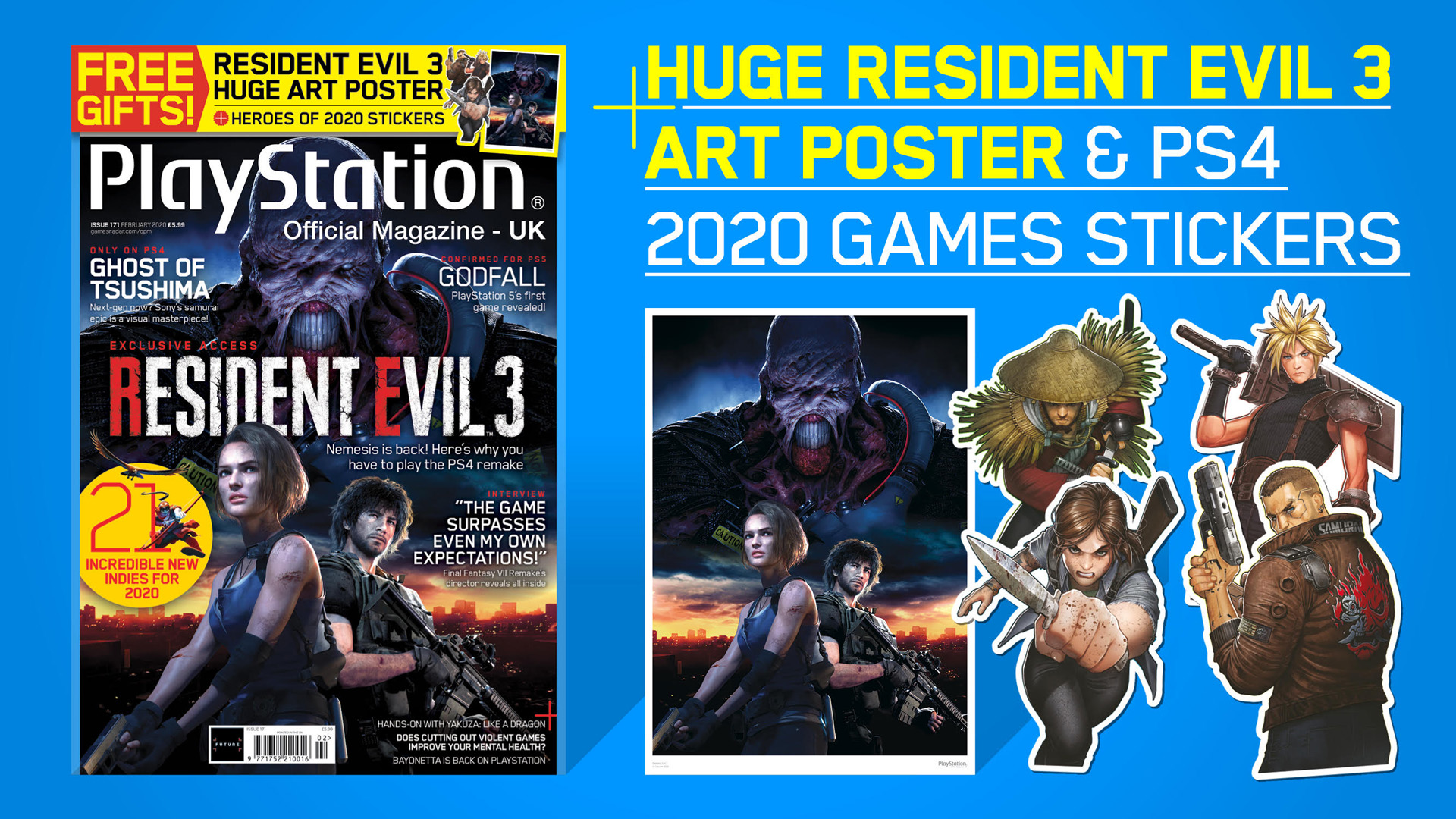Official Playstation Magazine Takes An In Depth Look At Resident