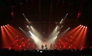High End Systems' Lights Motley Crüe Farewell Tour - Other Events