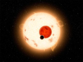 NASA's Kepler telescope has discovered a real-life Tatooine, a planet that orbits around two suns.