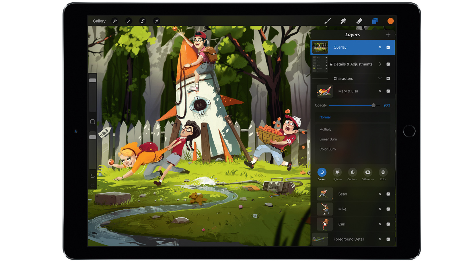 Review: Procreate 3 2 | Creative Bloq