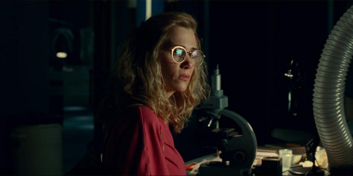 Kristen Wiig as Barbara Minerva in Wonder Woman 1984