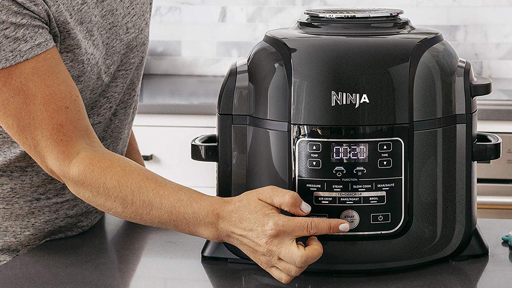 best air fryers: Ninja Foodi