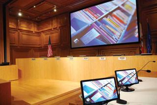 AV Helps Make West Hollywood Library a Community Centerpiece