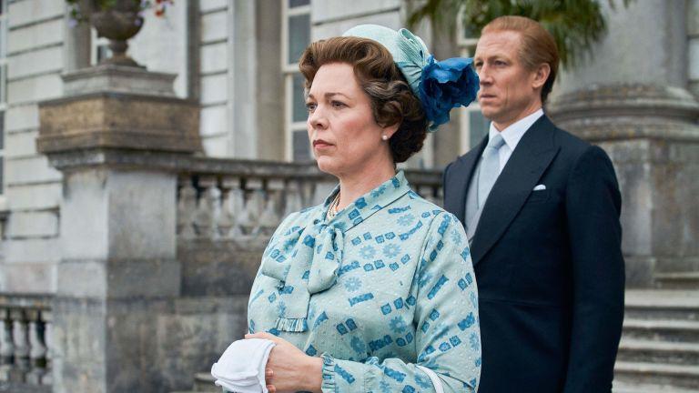 The Crown (TV series), season 4: Olivia Colman as Queen Elizabeth II