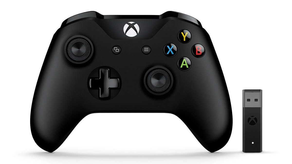 Microsoft's official wireless Xbox One controller for Windows 10