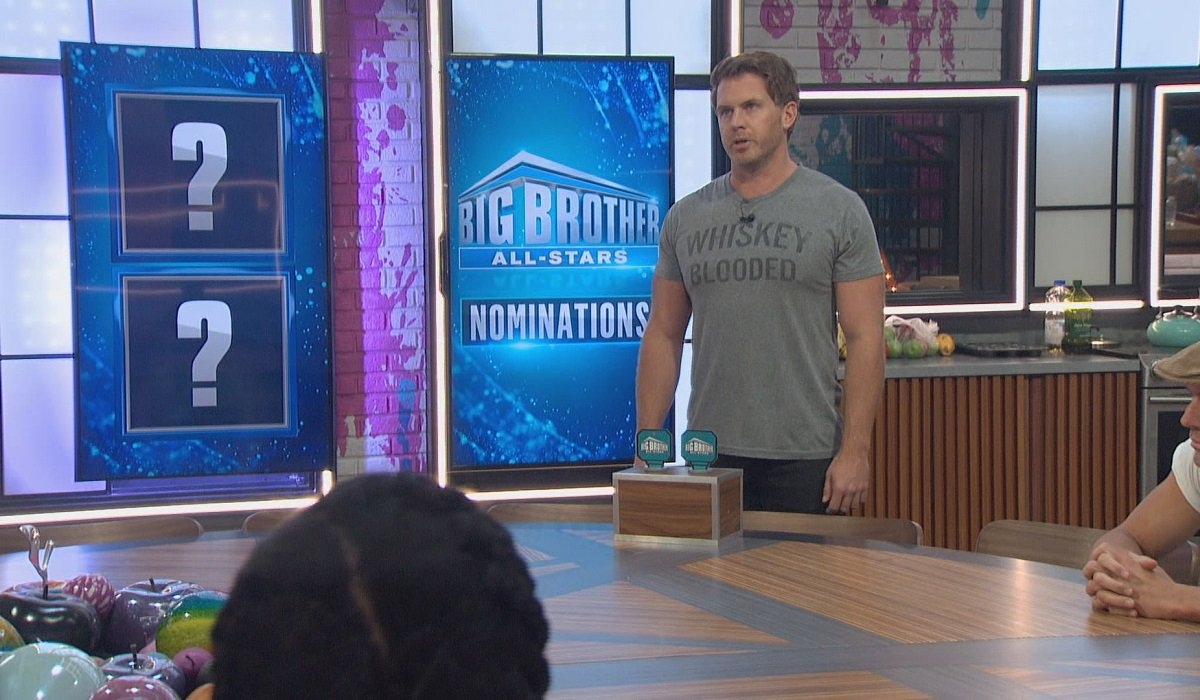 Memphis Garrett Big Brother All-Stars CBS
