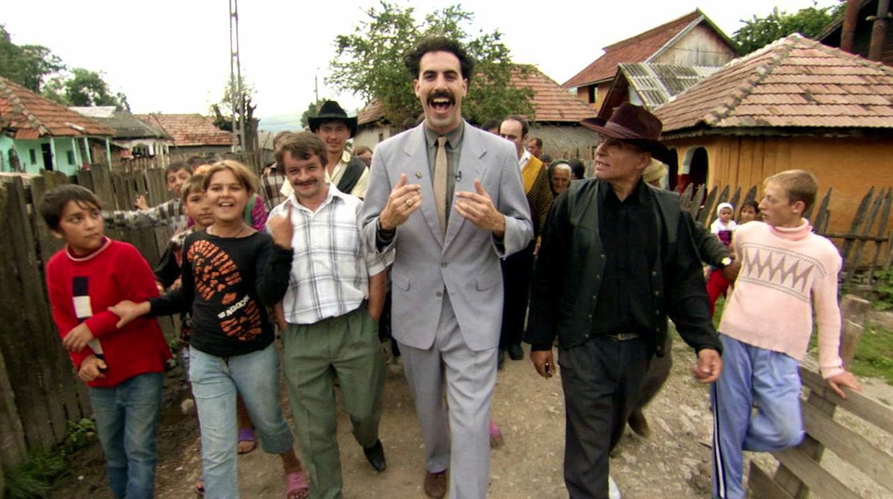 Borat 2 has reportedly finished filming | GamesRadar+