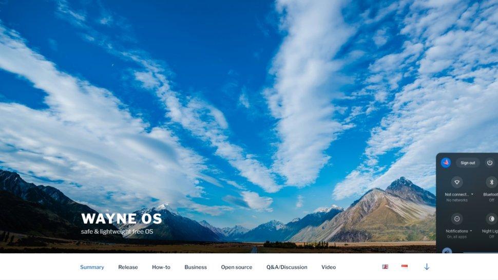 Wayne OS