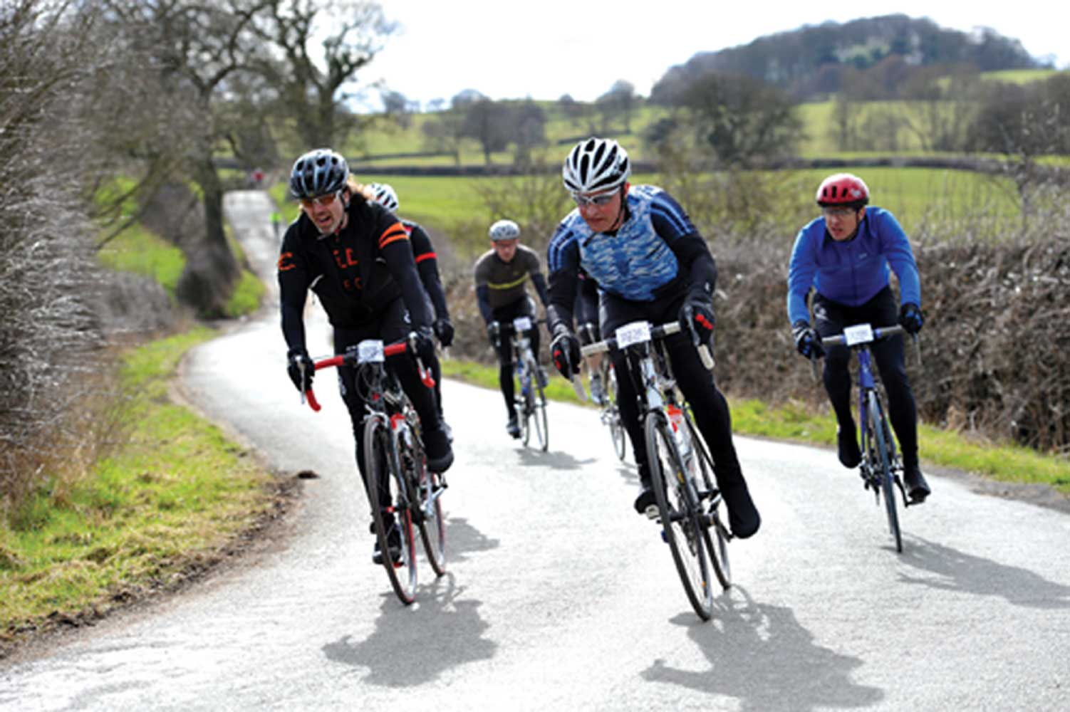 Cyclo Sportive Verenti Cheshire Cat Cycling Weekly Thrill Vanquish Elite