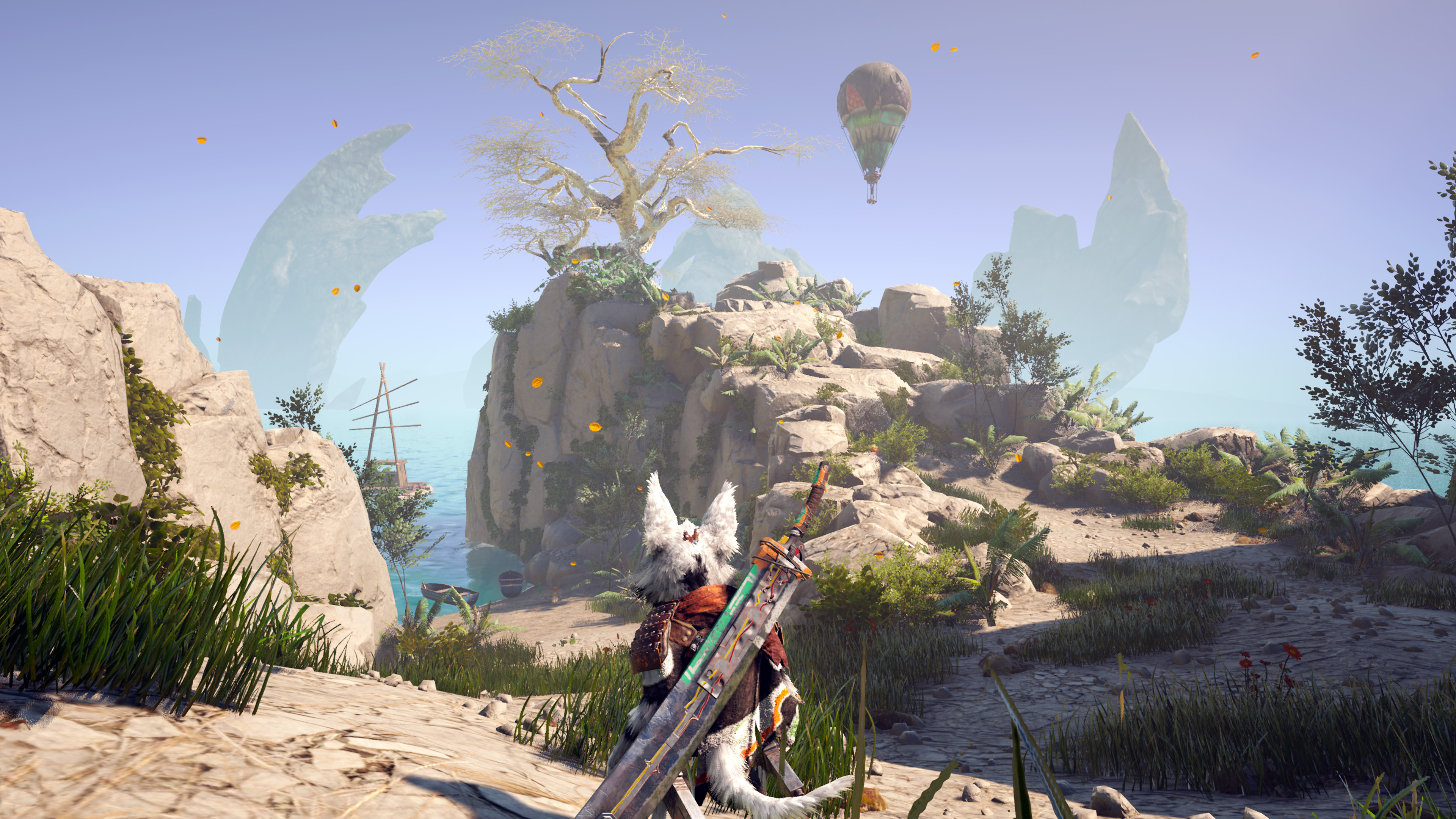 Biomutant's feral fighting shown off in new gameplay trailer