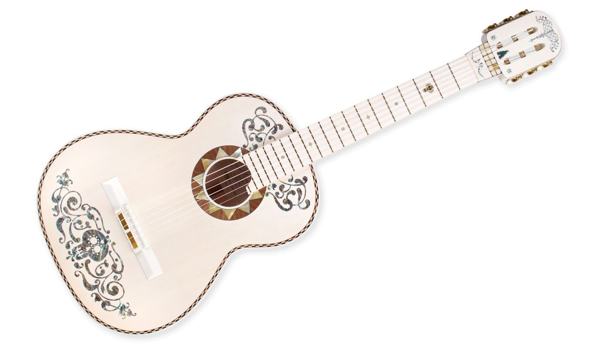 Miguel Coco Para Colorear: Disney-Pixar And Córdoba Announce Coco Acoustic Guitars