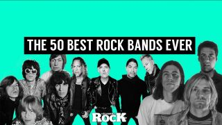 best rock bands ever