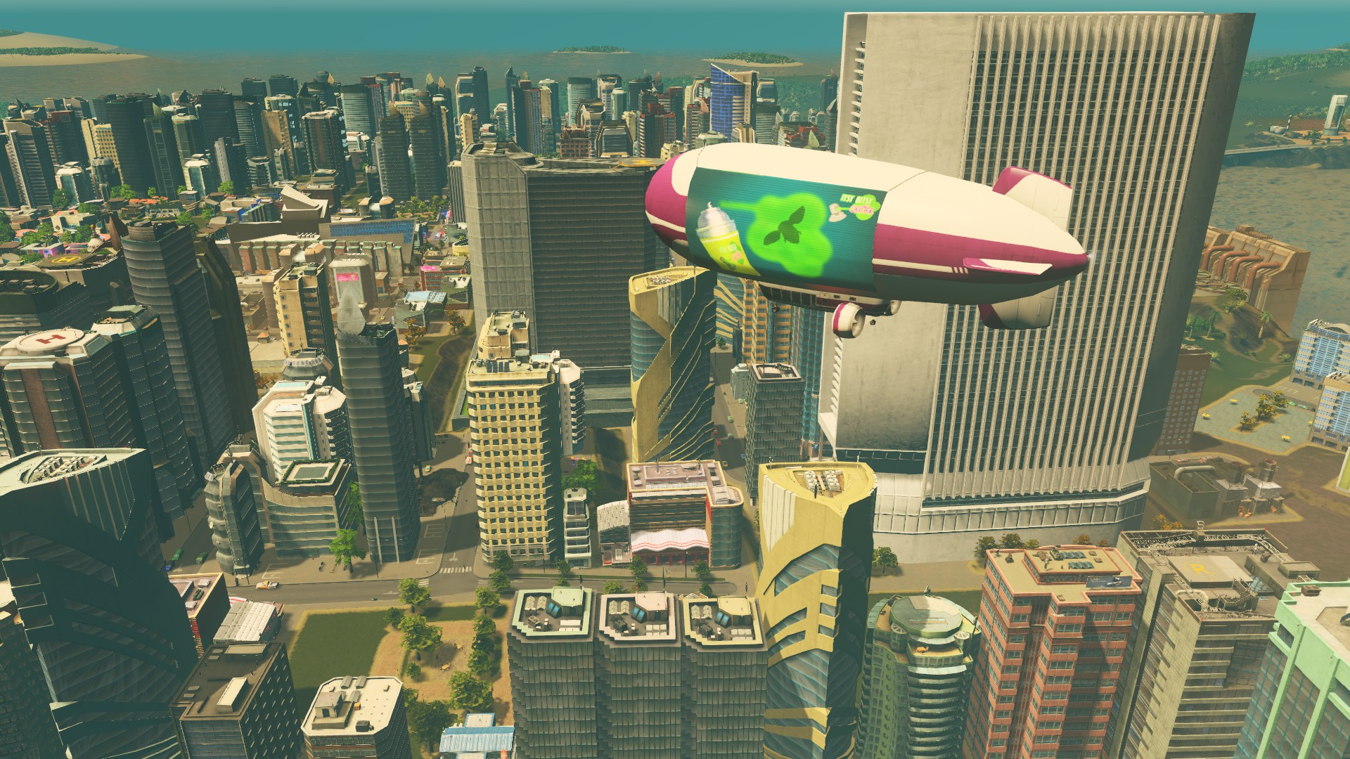 Mass Transit for Cities: Skylines may be the most enjoyable