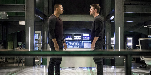 arrow season 6 brothers in arms diggle oliver