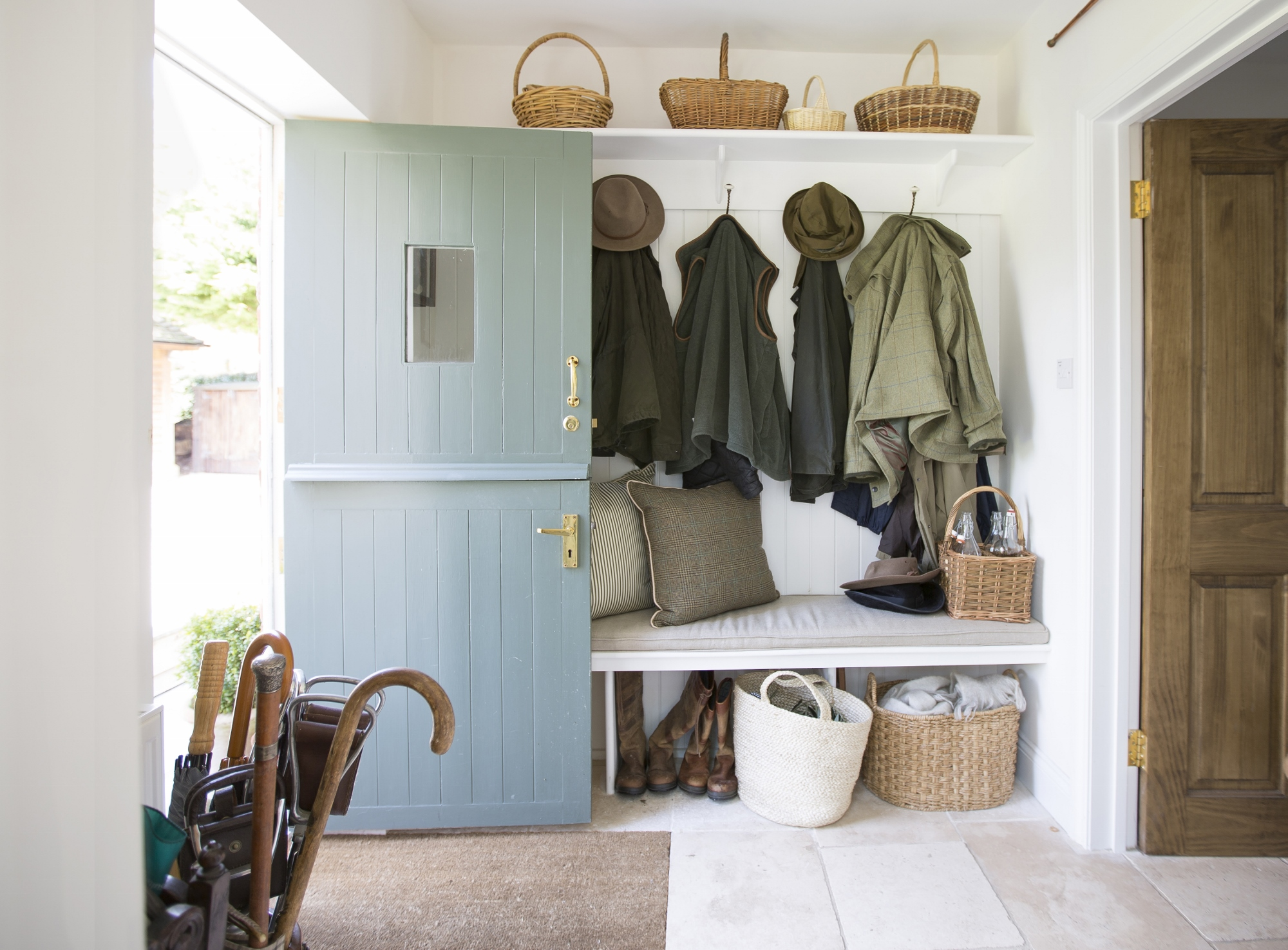 How to design a boot room | Real Homes
