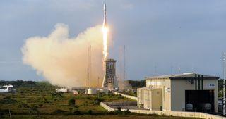Arianespace's third flight of 2016