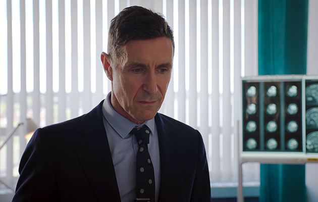 Holby City Spoilers: Professor Gaskell