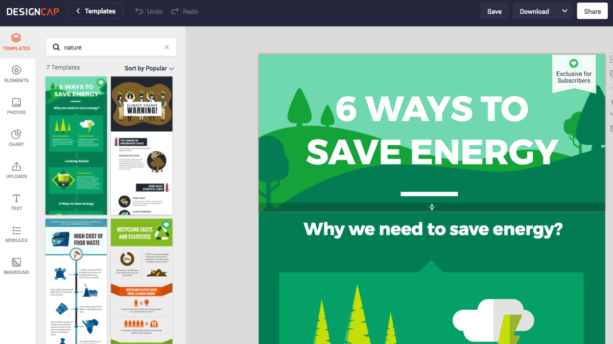 The Best Infographic Makers From Around The Web Creative Bloq