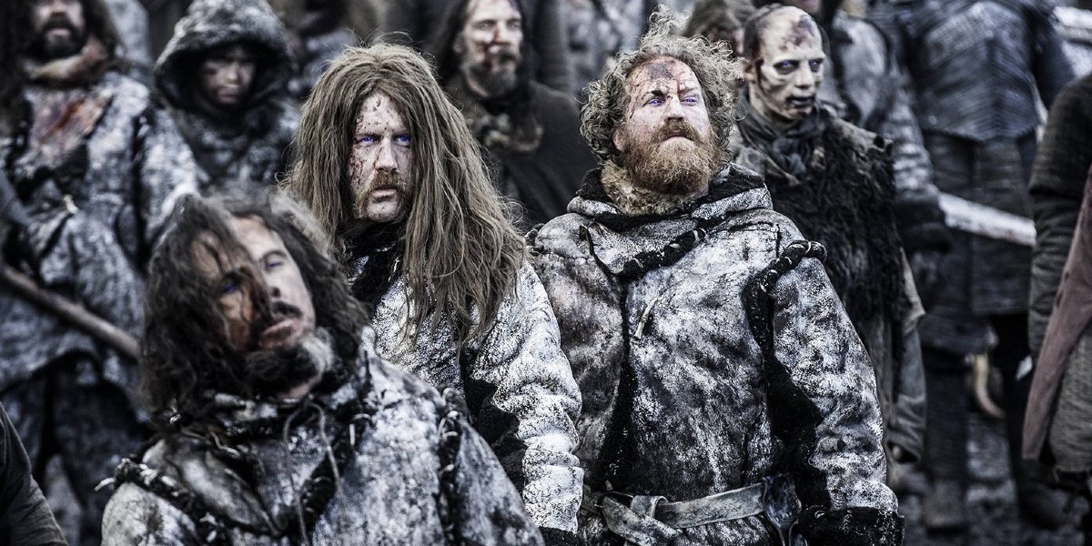 Members of Mastodon in Game of Thrones