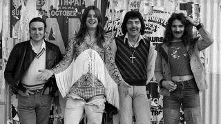 Black Sabbath in 1975