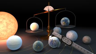trappist-1 exoplanets measurements core