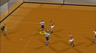 FIFA 98 indoor mode
