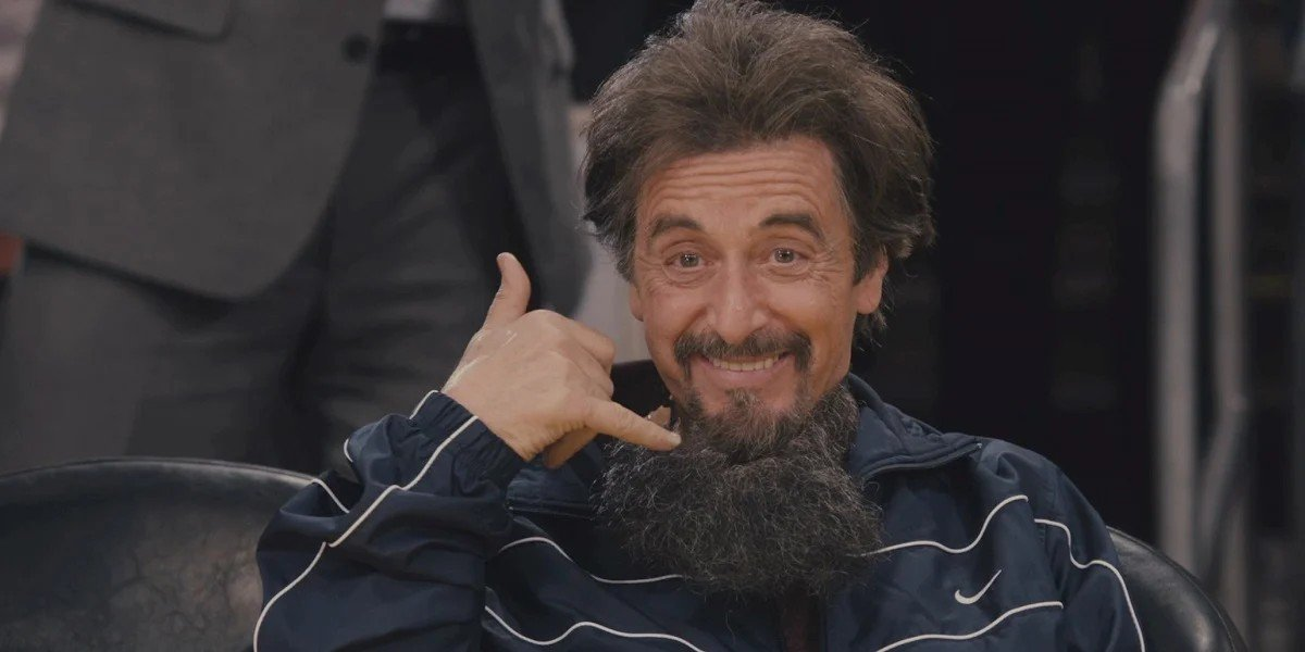 Al Pacino - Jack and Jill
