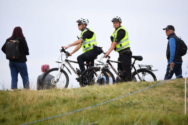 Police Close-pass