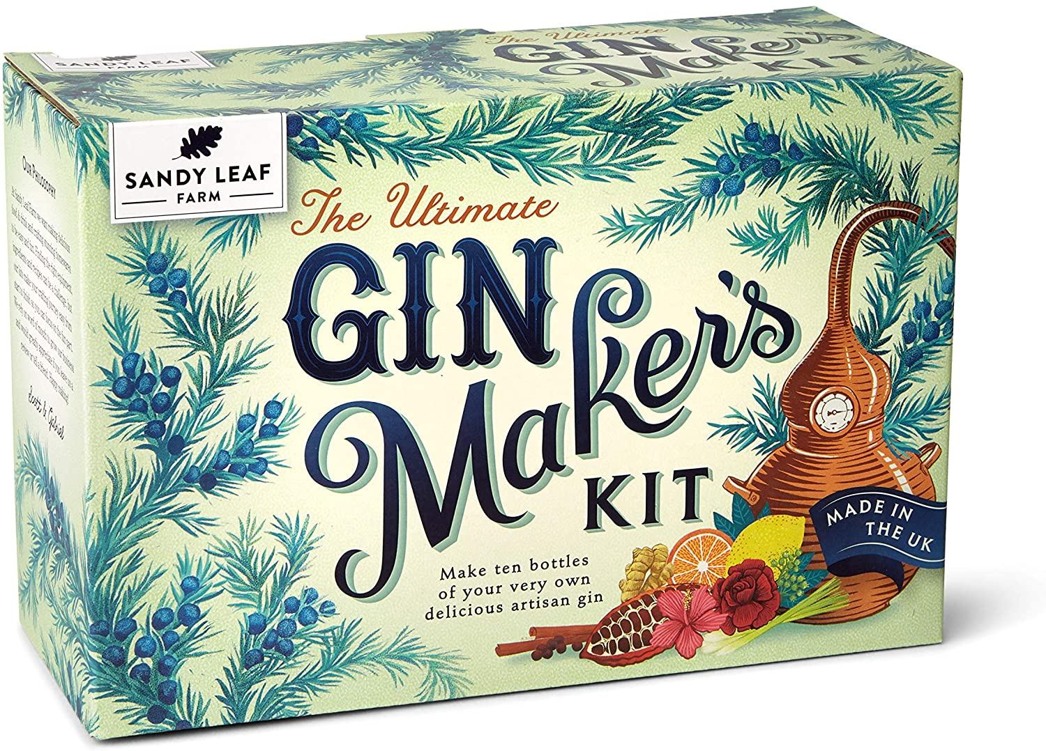 gin making kit amazon prime day