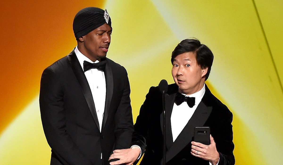 nick cannon and ken jeong emmys tiktok