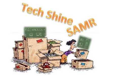 Beyond the Shine, Part 5: Supporting Technology with the SAMR Model Plus Ten Great Resource Sites